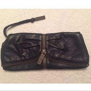 Kooba Leather Clutch